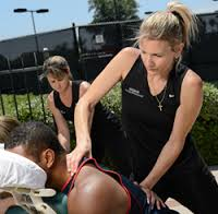 Massage for Booth Promotions in Las Vegas